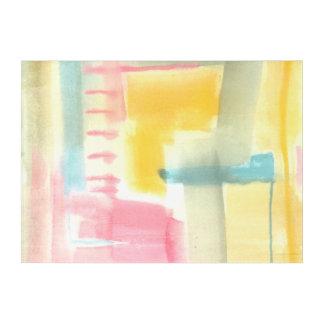 Pastel Luxe I Acrylic Wall Art
