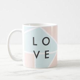 Pastel M Coffee Mug