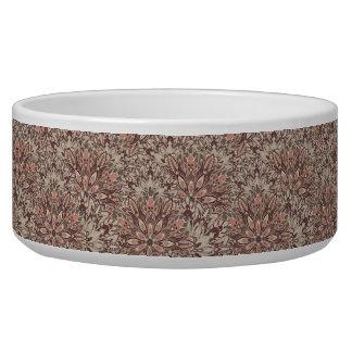 Pastel mandala pattern.