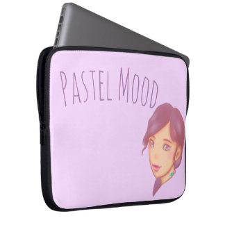Pastel Mood Laptop Sleeve