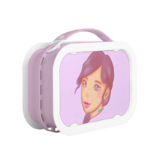 Pastel Mood Lunch Boxes