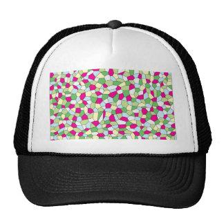 Pastel Mosaic Cap