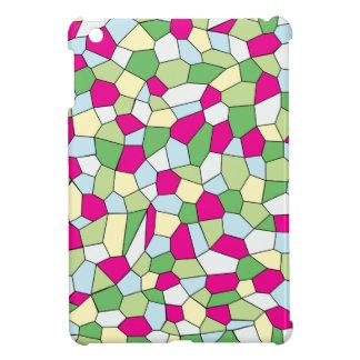 Pastel Mosaic Case For The iPad Mini