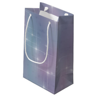 Pastel Nebula Small Gift Bag
