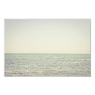 Pastel Ocean Photography Minimalism Photo Art