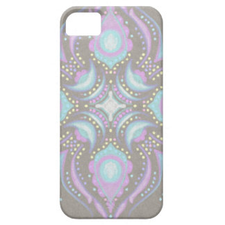 Pastel on Concrete Street Mandala Case For The iPhone 5