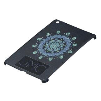 Pastel Paisley Kaleidoscope iPad Mini Case
