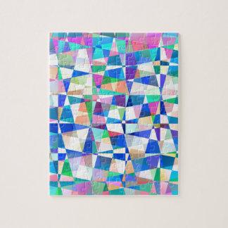 Pastel Pieces Jigsaw Puzzle