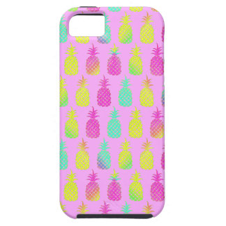 Pastel Pineapples iPhone 5 Cover