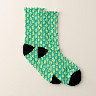 Pastel Pineapples Socks