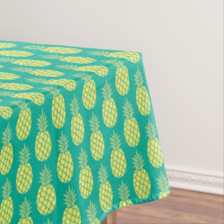 Pastel Pineapples Tablecloth