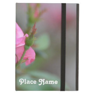 Pastel Pink Rose in Iraq Case For iPad Air