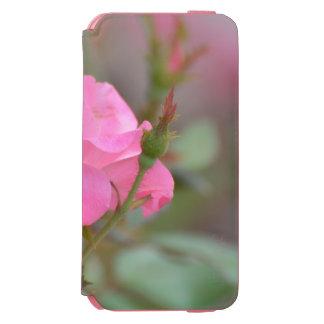 Pastel Pink Rose in Iraq Incipio Watson™ iPhone 6 Wallet Case