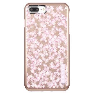 Pastel Pink Stars Incipio DualPro Shine iPhone 8 Plus/7 Plus Case