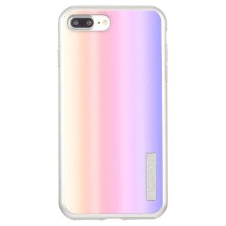 Pastel Pink Taffy Ombre Gradient Kawaii Incipio DualPro Shine iPhone 8 Plus/7 Plus Case
