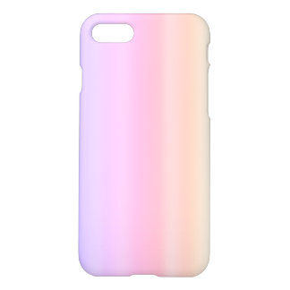 Pastel Pink Taffy Ombre Gradient Kawaii iPhone 8/7 Case