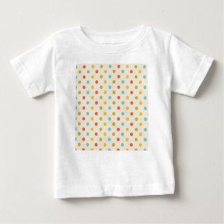 Pastel polka-dots baby T-Shirt