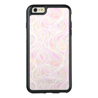 Pastel Psychedelic Stained Glass Style OtterBox iPhone 6/6s Plus Case