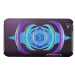 Pastel Purple Dharma iPod Touch Case