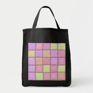 pastel quilt 1(I) Tote Bag