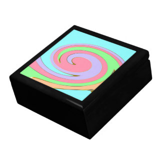 Pastel Rainbow Box
