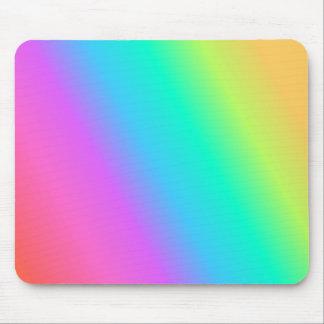 Pastel Rainbow Mousepad
