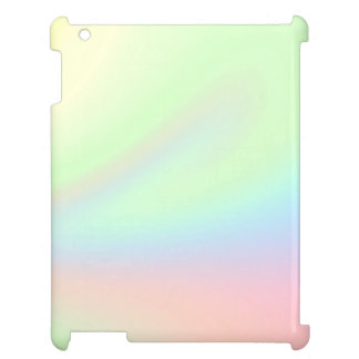 Pastel Rainbow of Color Cover For The iPad 2 3 4