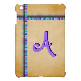 Pastel Ribbon and Parchment iPad Mini Case