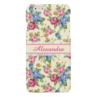 Pastel Romantic blossom Pink, Red, Blue Roses name