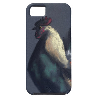 Pastel Rooster Chicken iPhone 5 Cover