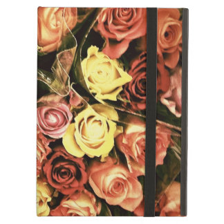 Pastel Roses Cover For iPad Air