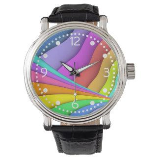 Pastel Sand Art Watch