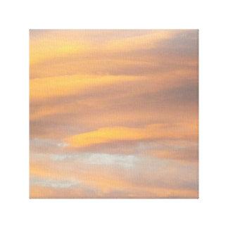 Pastel Skies Canvas Print