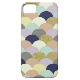 Pastel Sparkle iPhone 5/5s Barely There Case