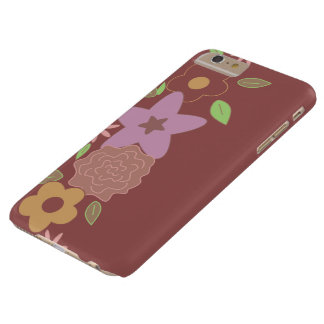 Pastel spring flowers barely there iPhone case