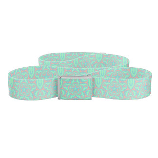 Pastel Star Mandala Belt