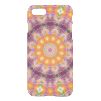 Pastel Star Mandala iPhone 7 Case