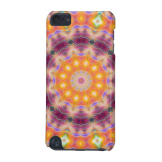 Pastel Star Mandala iPod Touch 5G Cases