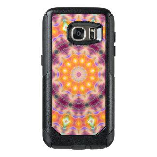 Pastel Star Mandala OtterBox Samsung Galaxy S7 Case