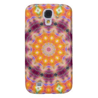 Pastel Star Mandala Samsung Galaxy S4 Covers