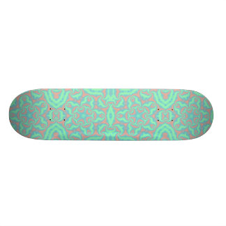 Pastel Star Mandala Skate Boards