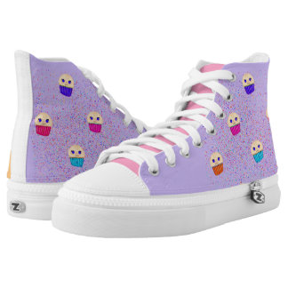 Pastel stompers high tops