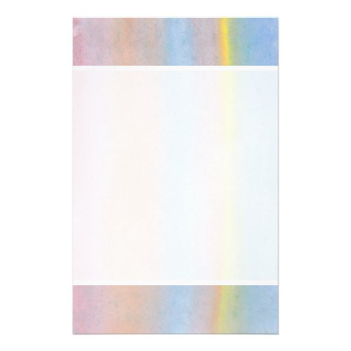 Pastel Stripes. Flyer Design