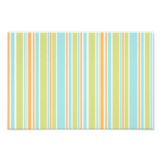 Pastel stripes pattern photo