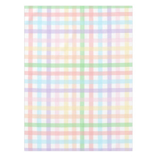 Pastel Stripes Tablecloth