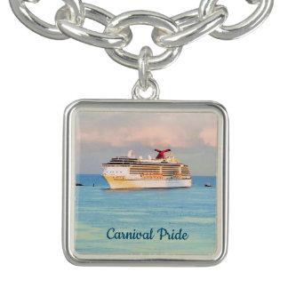 Pastel Sunrise and Cruise Ship Custom Photo
