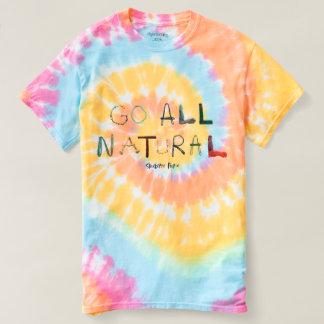 Pastel Swirl Tie Dye Shirt