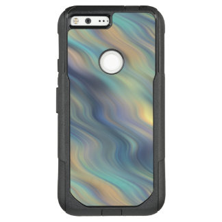 Pastel Swirling Currents Abstract OtterBox Commuter Google Pixel XL Case