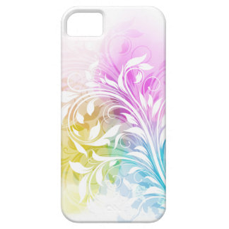 Pastel Swirls iPhone 5 Case