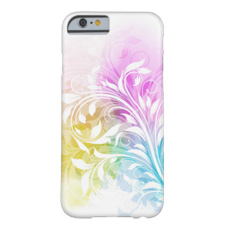 Pastel Swirls iPhone 6 case Barely There iPhone 6 Case